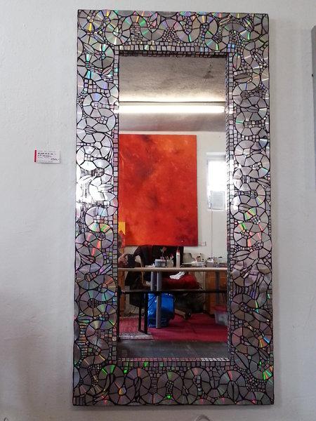 energie spiegel 95 cm x 190 cm. Black Bedroom Furniture Sets. Home Design Ideas